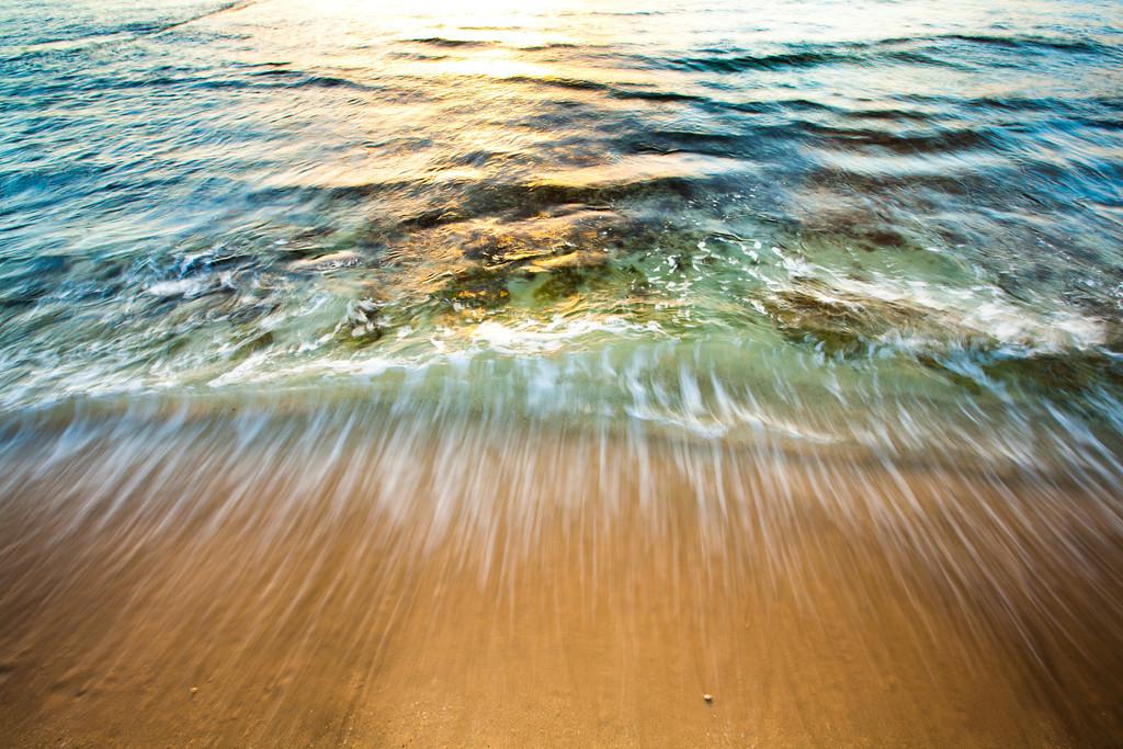 Waikiki Wave Abstract