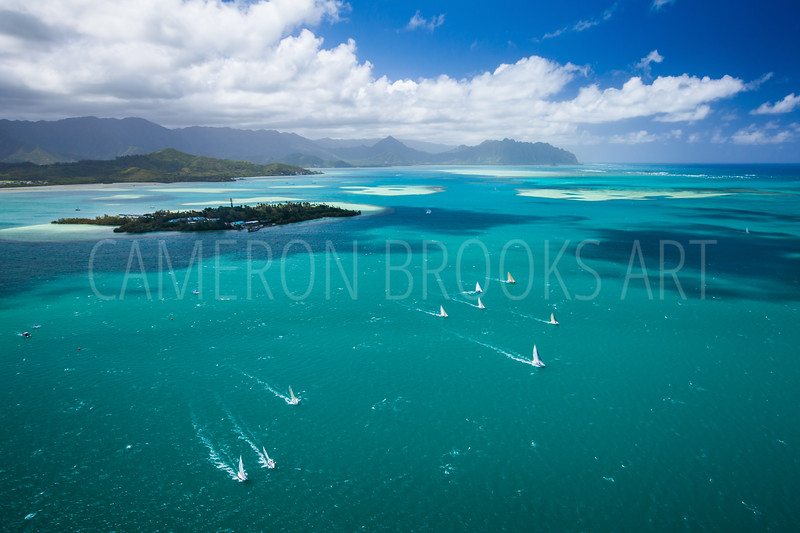 Kaneohe Sailboat Race