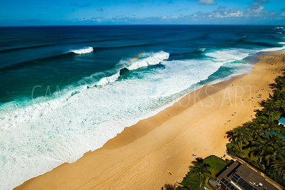 Epic Surf at Pipeline