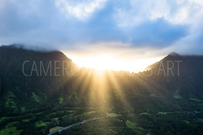Ko'olau Sunrays