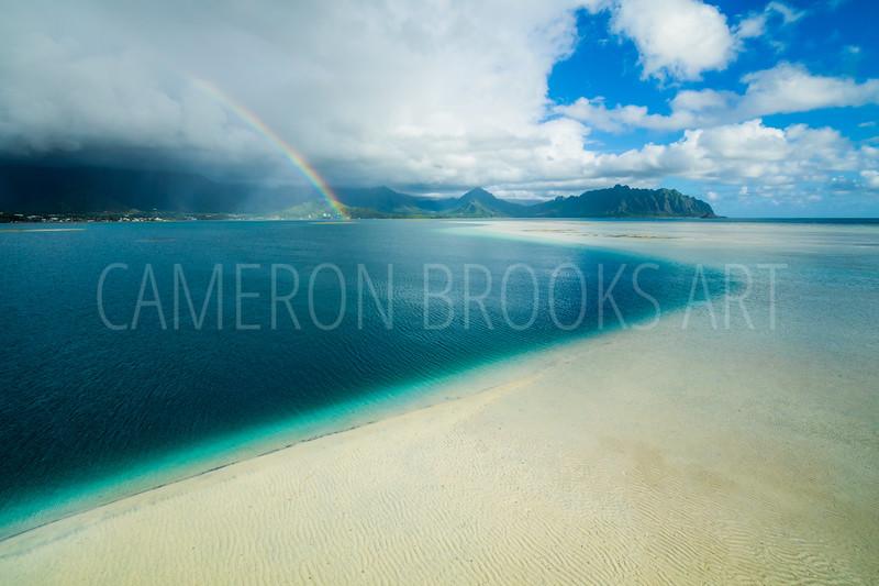 Kaneohe Sandbar (Low Tide)