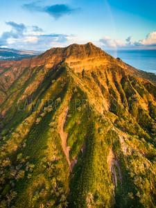 Diamond Head Ridges