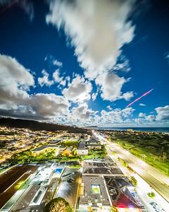 UFO Over Kahala!