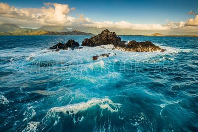 BS Island at Dawn