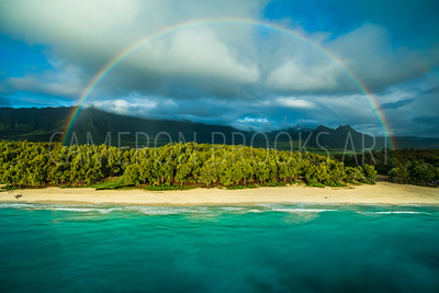 Waimanalo Beach Rainbow