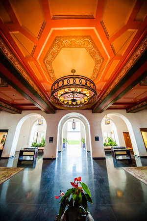 Royal Hawaiian Haunted Hallway