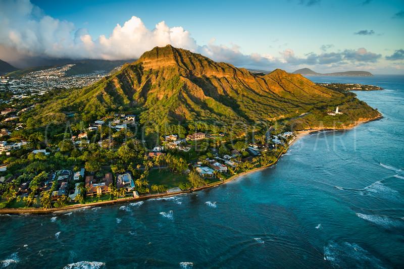 Diamond Head / Hawaii Kai