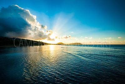 Kahala Resort Sunrise