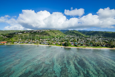 Kalanianaole Highway Beachfront Homes