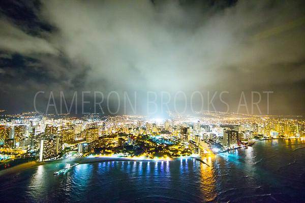 Waikiki Lights