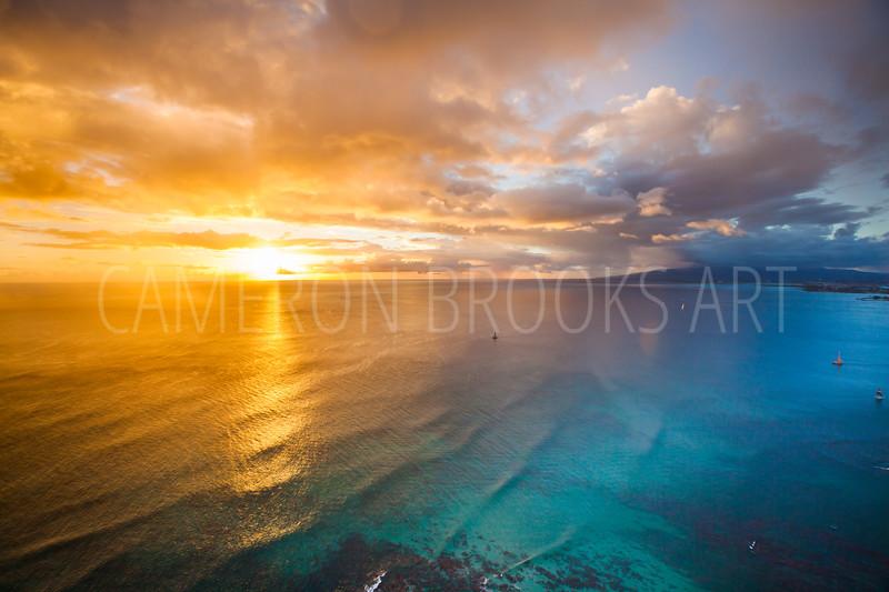 Waikiki Sunflare