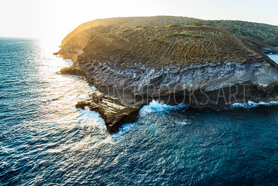 Hanauma Bay Cliffs