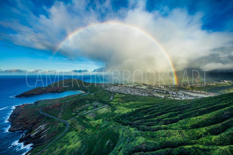 Spiked Rainbow