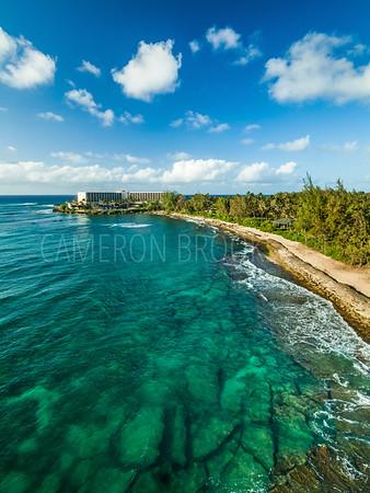Turtle Bay Beach Path