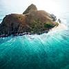 Left Mokulua Island