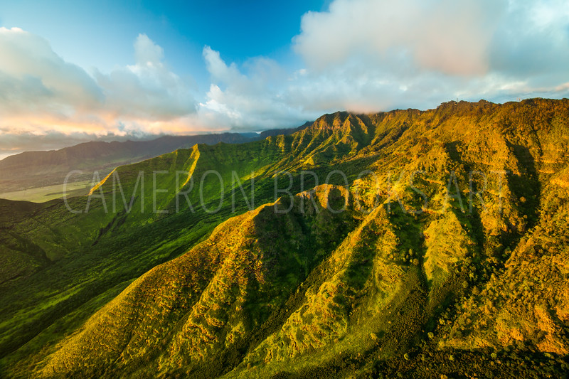 Nanakuli Mountains