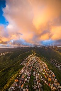 Waialae Iki Sunset