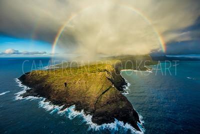 Death Mountain Rainbows