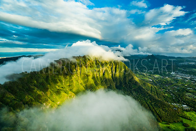 Waimanalo Peak