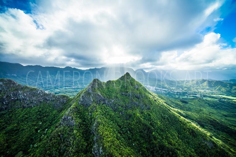 Olomana Peak