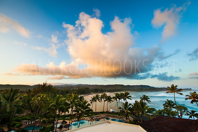 Turtle Bay Clouds