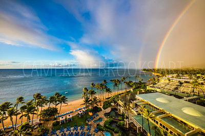 Kahala Resort Rainbows