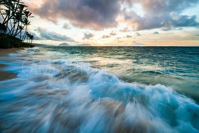 Moody Kahala Sunrise