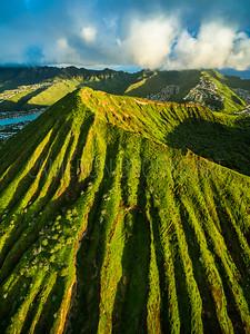 Koko Crater Ridges