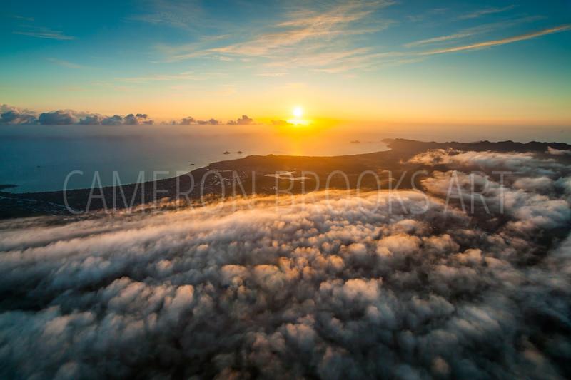 East Oahu 6,000 ft.