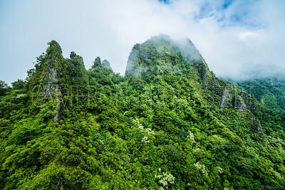 Kualoa Peak