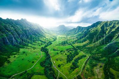 Ka'a'awa Valley