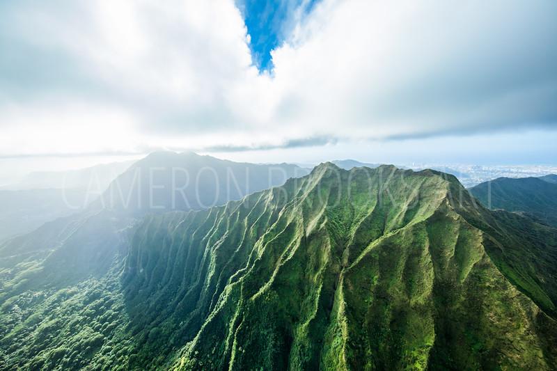 Ko'olau Peaks