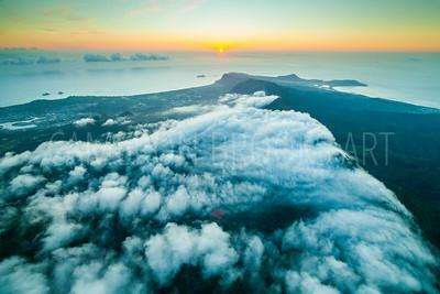 East Oahu 6,500 ft.