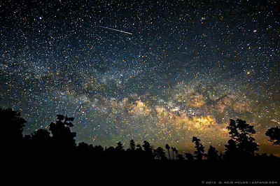Milky Way over the Mogollon Rim