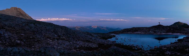 Alpine summer joy.
