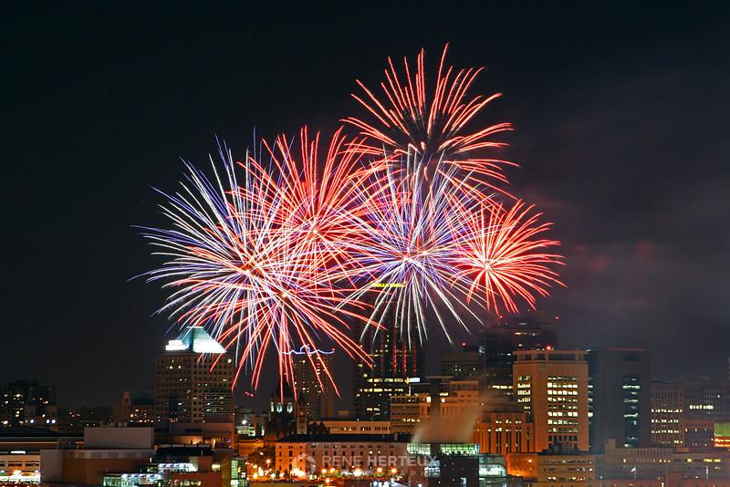 St Paul Fireworks