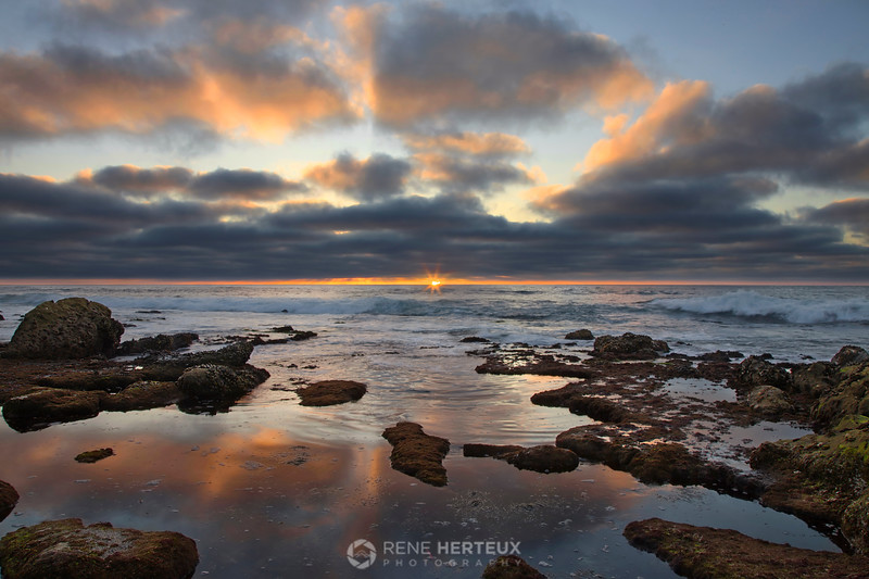 La Jolla sunset