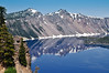DSC_3265 Crater Lake in late June