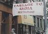 Lower East Side of Manhattan, 1986.