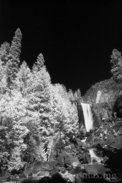 Vernall Fall, Yosemite National Park, California