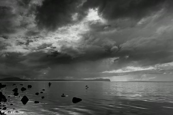 Lake Taupo, 16 April 2007
