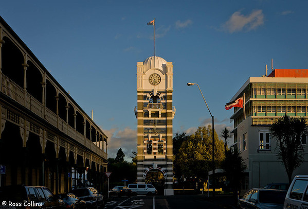 New Plymouth and District, April 2007