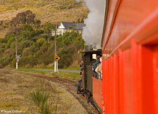 Oamaru, North Otago, 12 April 2008