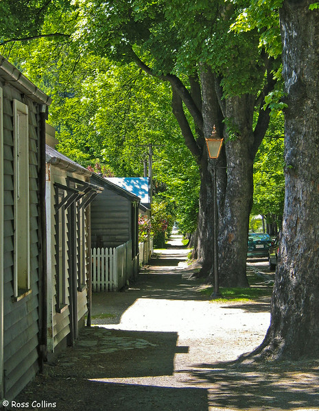 19th century cottages, Arrowtown, Central Otago