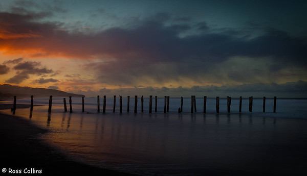 St Clair Beach, Dunedin, 29/30 April 2012