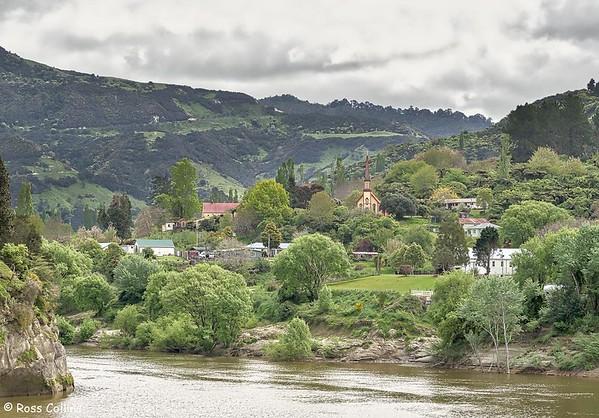 Whanganui River Road, 17 October 2018