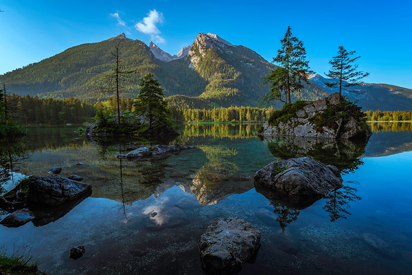 Hintersee Mirrorr