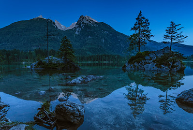 Hintersee Blue