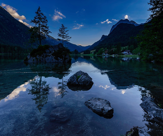 Hintersee Blue II