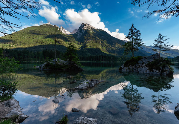 Hintersee Reflections